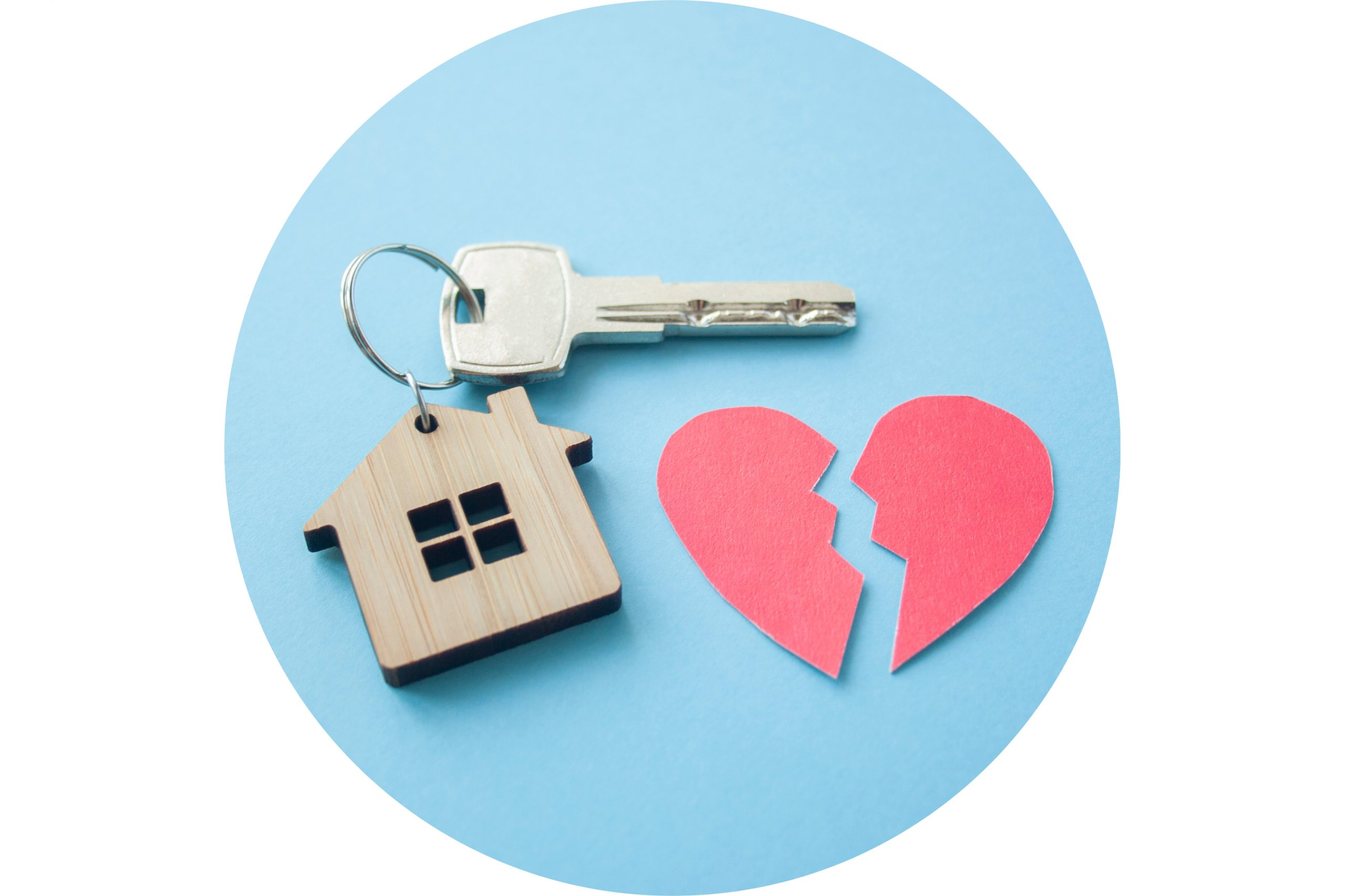 Selling a house in a divorce